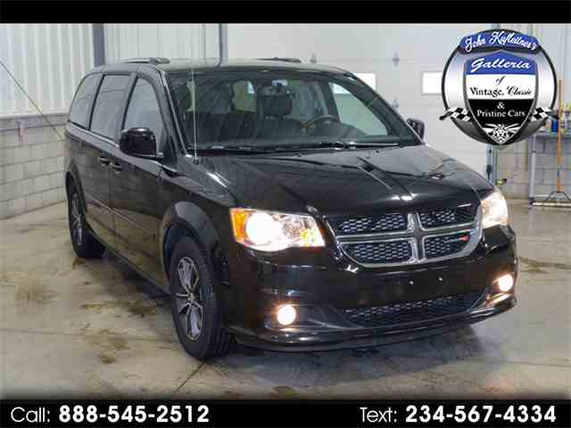 Picture of '17 Grand Caravan located in Ohio Offered by  - MJWP