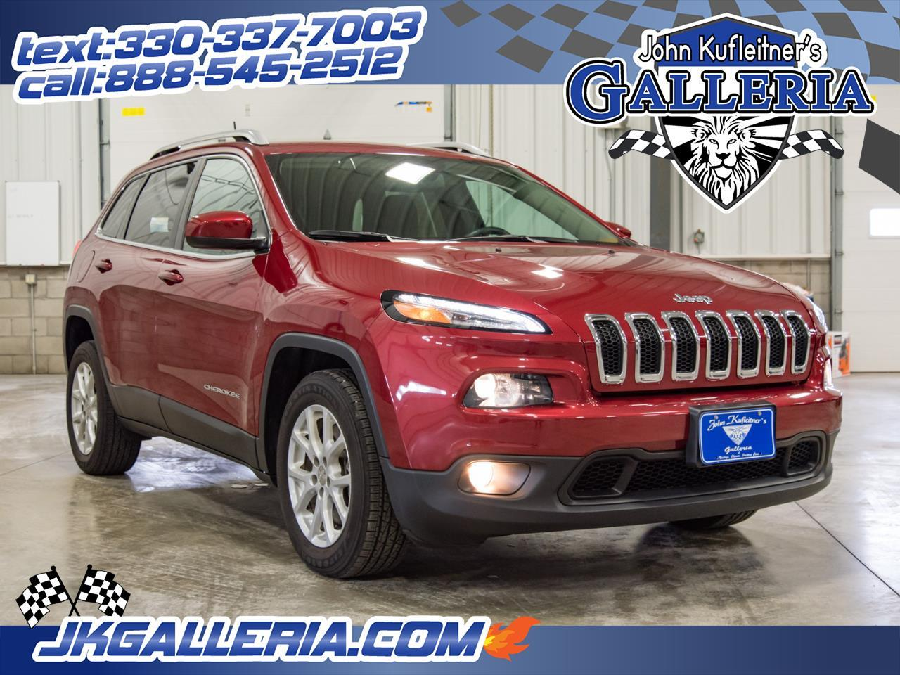 Large Picture of 2016 Jeep Cherokee located in Salem Ohio - MJWQ