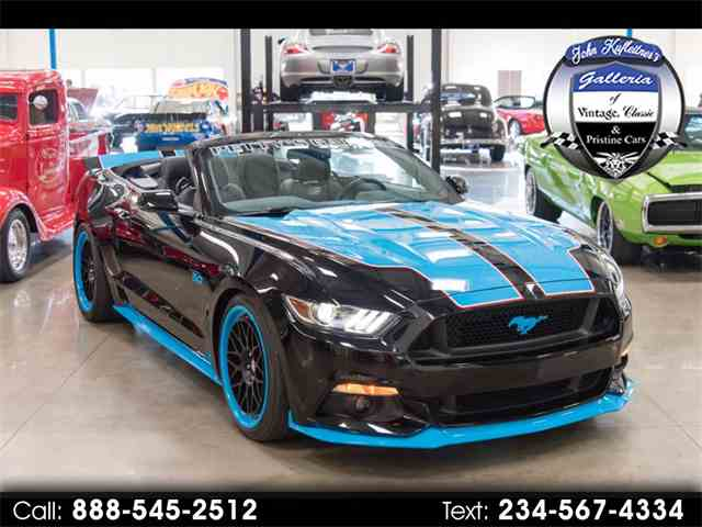 Picture of '16 Mustang - MJX7