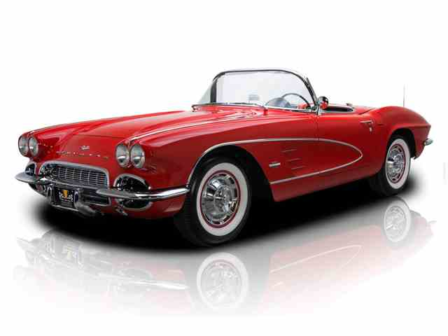 Picture of '61 Corvette - MJXP