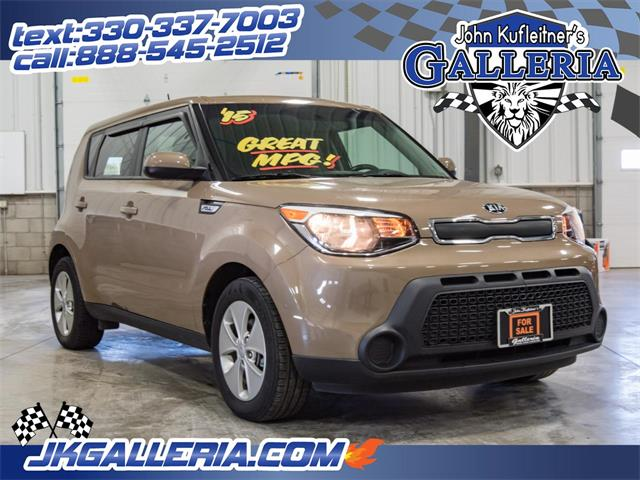 Picture of 2015 Kia Soul located in Ohio - MJXT