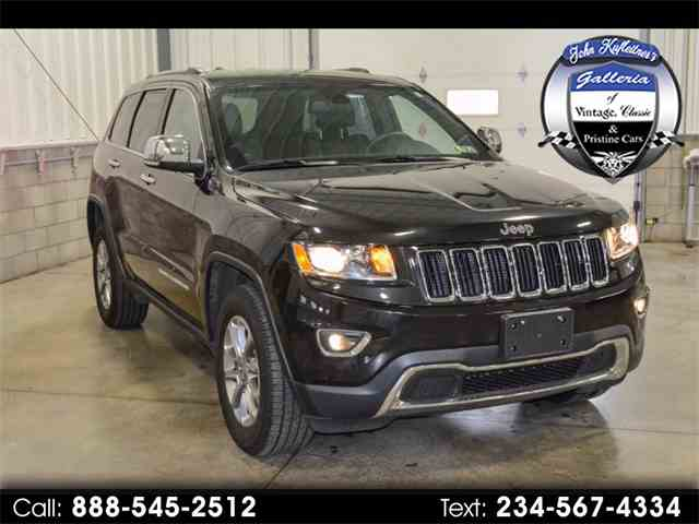 Picture of '15 Grand Cherokee - MJY3