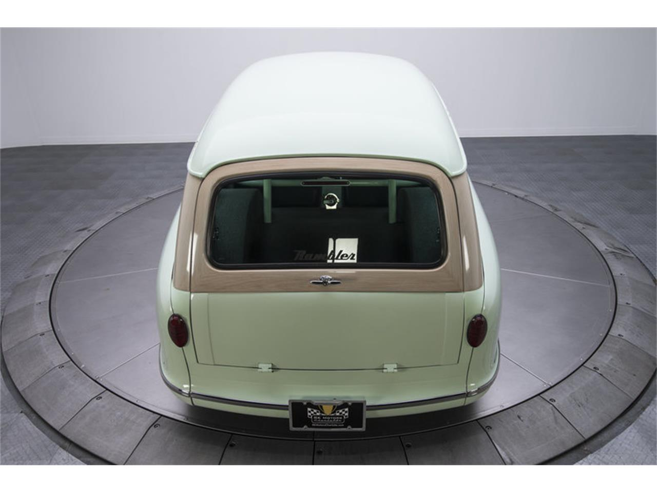 Large Picture of Classic 1952 Nash Rambler Offered by RK Motors Charlotte - MJYE
