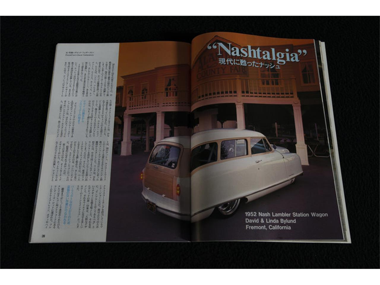 Large Picture of 1952 Nash Rambler - $49,900.00 Offered by RK Motors Charlotte - MJYE