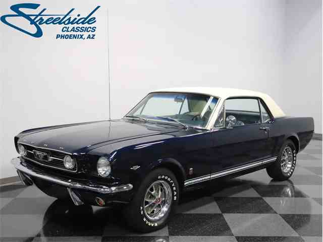 Picture of Classic 1966 Mustang GT located in Arizona - $27,995.00 - MI7B