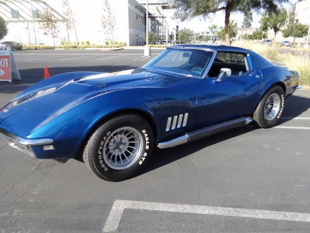 Picture of Classic '68 Corvette located in California - $47,999.00 Offered by  - MJYW