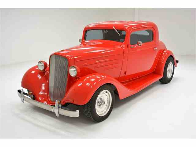Picture of Classic '35 Coupe - $49,500.00 Offered by Classic Auto Mall - MJZ2