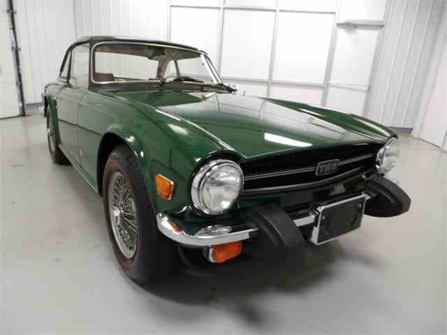 Picture of '76 TR6 - MJZ5