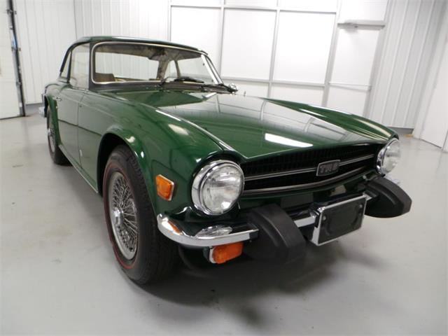 Picture of 1976 Triumph TR6 located in Christiansburg Virginia - $39,941.00 - MJZ5