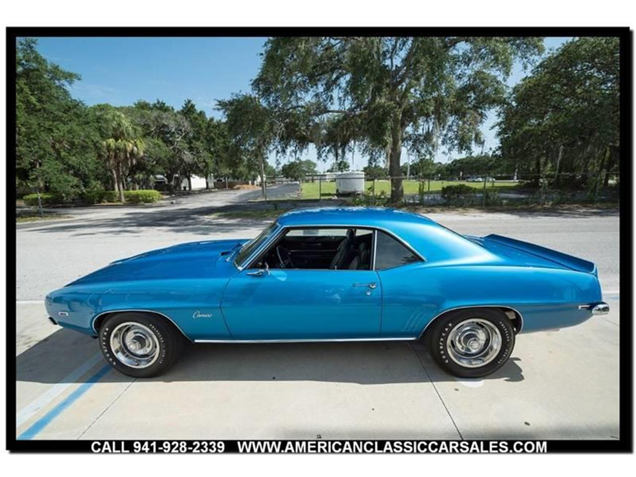 Large Picture of '69 Camaro - MJZE