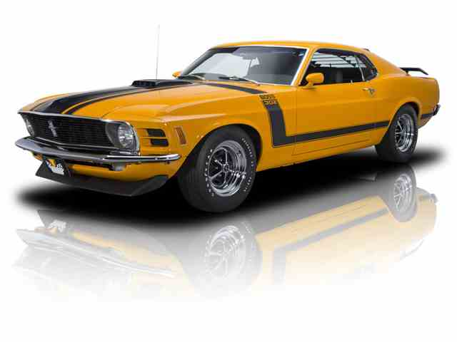 Picture of '70 Mustang - MJZV