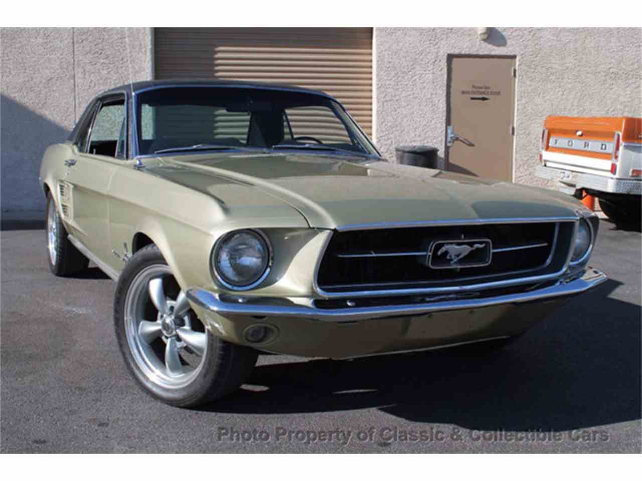 1967 Ford Mustang for Sale | ClassicCars.com | CC-1052358