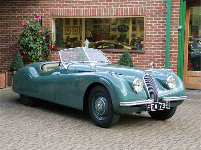 Picture of '51 XK120 - MID8