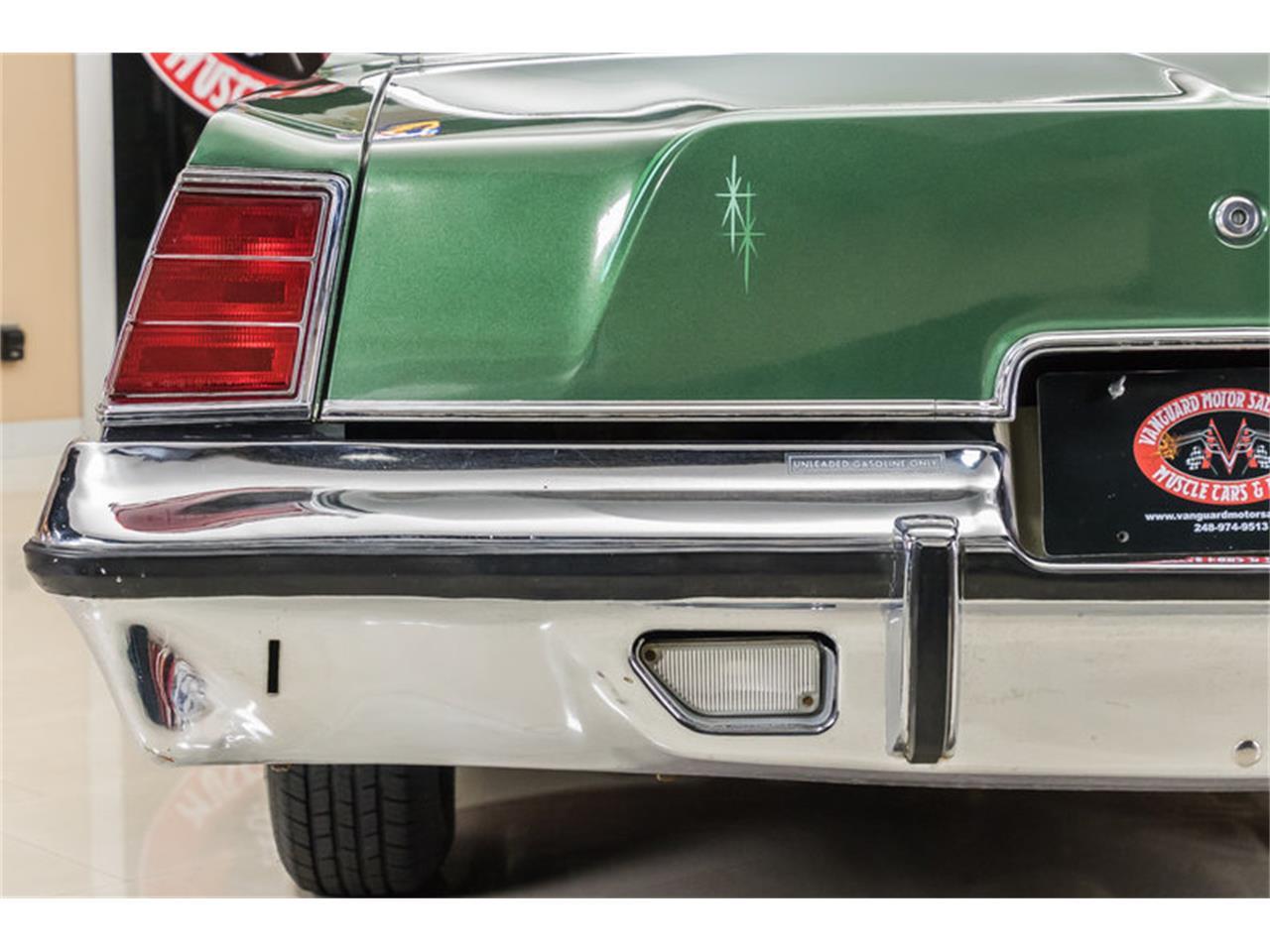 For Sale: 1977 Dodge Monaco in Plymouth, Michigan
