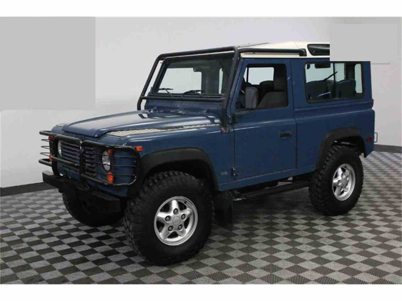 1995 land rover defender for sale cc 1052374. Black Bedroom Furniture Sets. Home Design Ideas