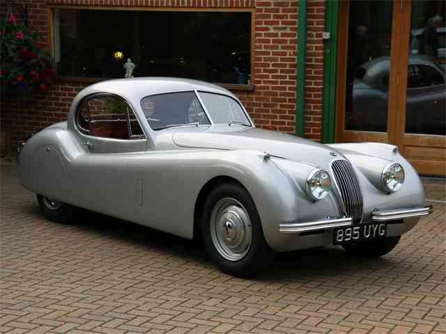 Picture of '51 XK120 - MIDB