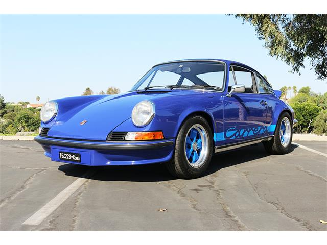 Picture of Classic 1973 911 Carrera located in Fallbrook California Auction Vehicle Offered by  - MK16