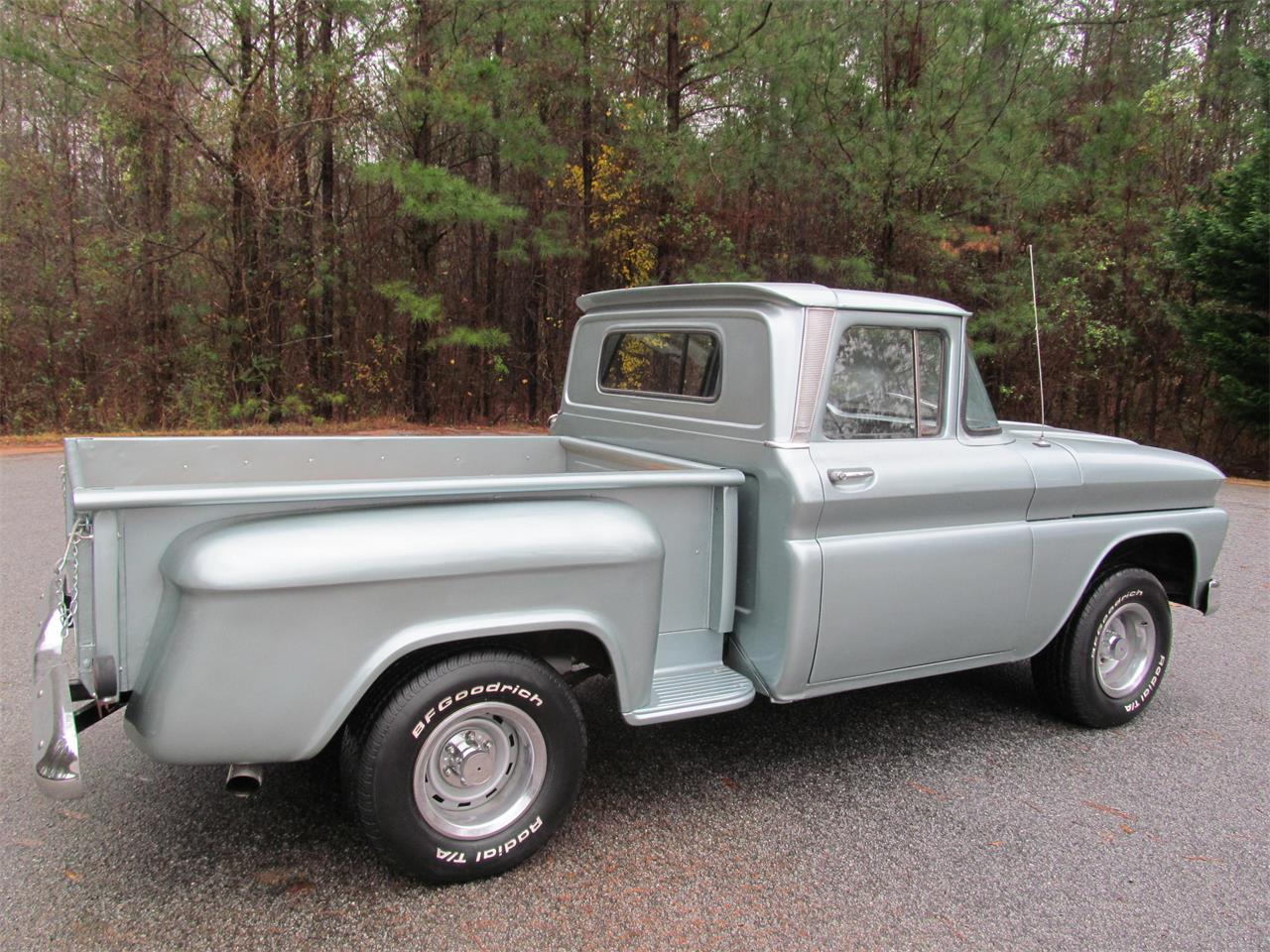 Large Picture of Classic '63 Chevrolet C10 located in Fayetteville Georgia Offered by Peachtree Classic Cars - MK17