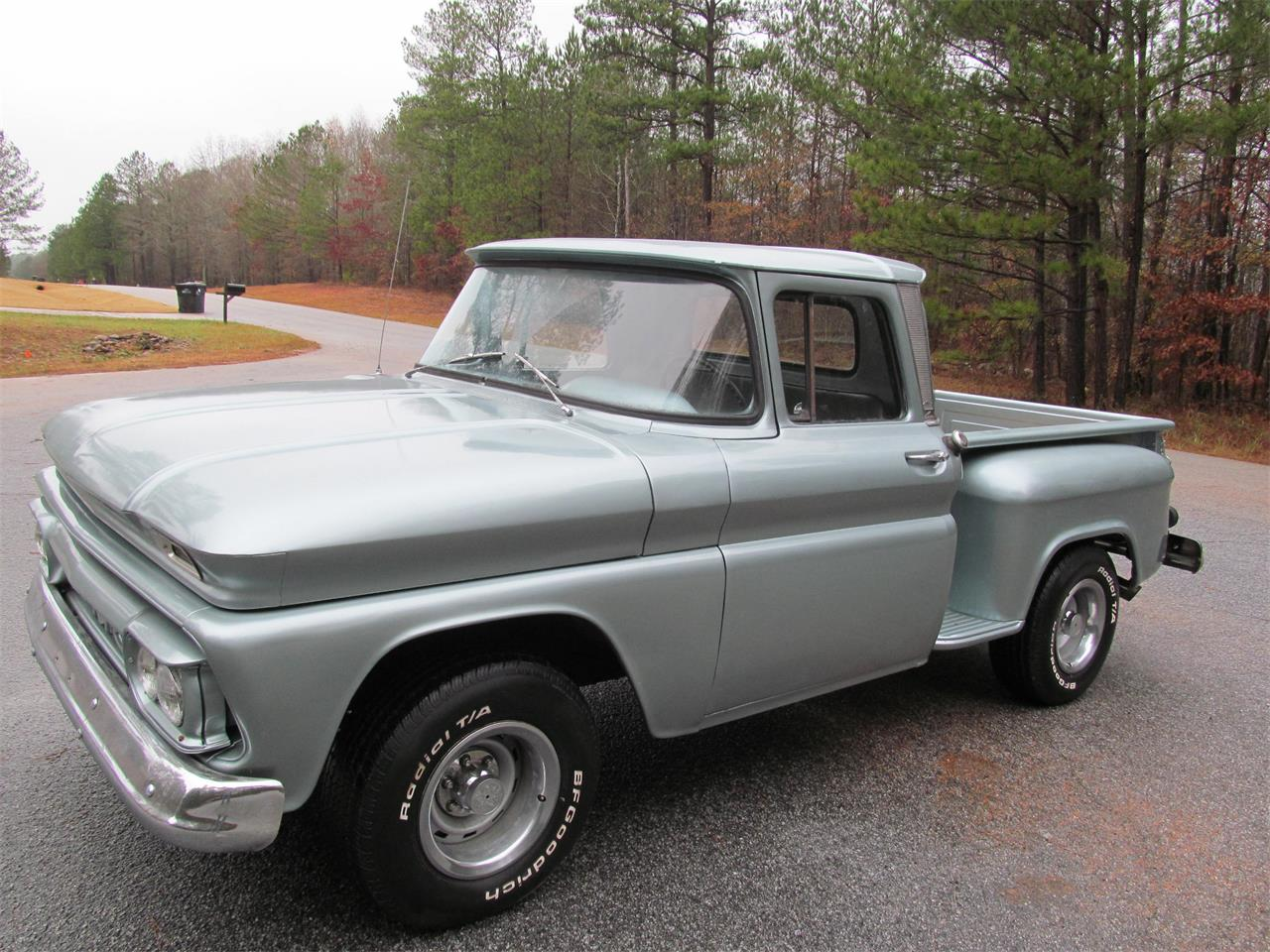 Large Picture of 1963 Chevrolet C10 - $12,900.00 Offered by Peachtree Classic Cars - MK17