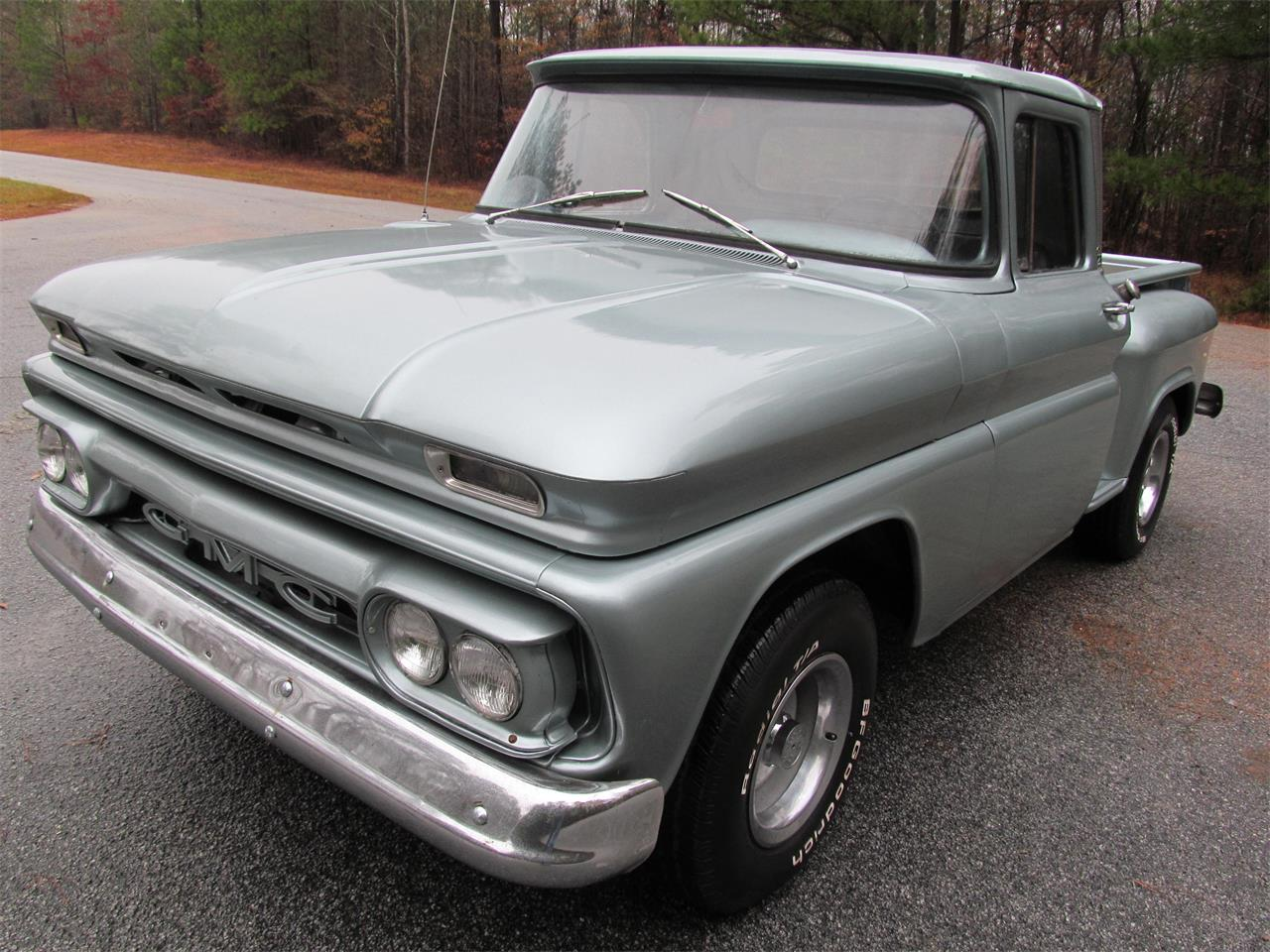 Large Picture of 1963 C10 - $12,900.00 Offered by Peachtree Classic Cars - MK17