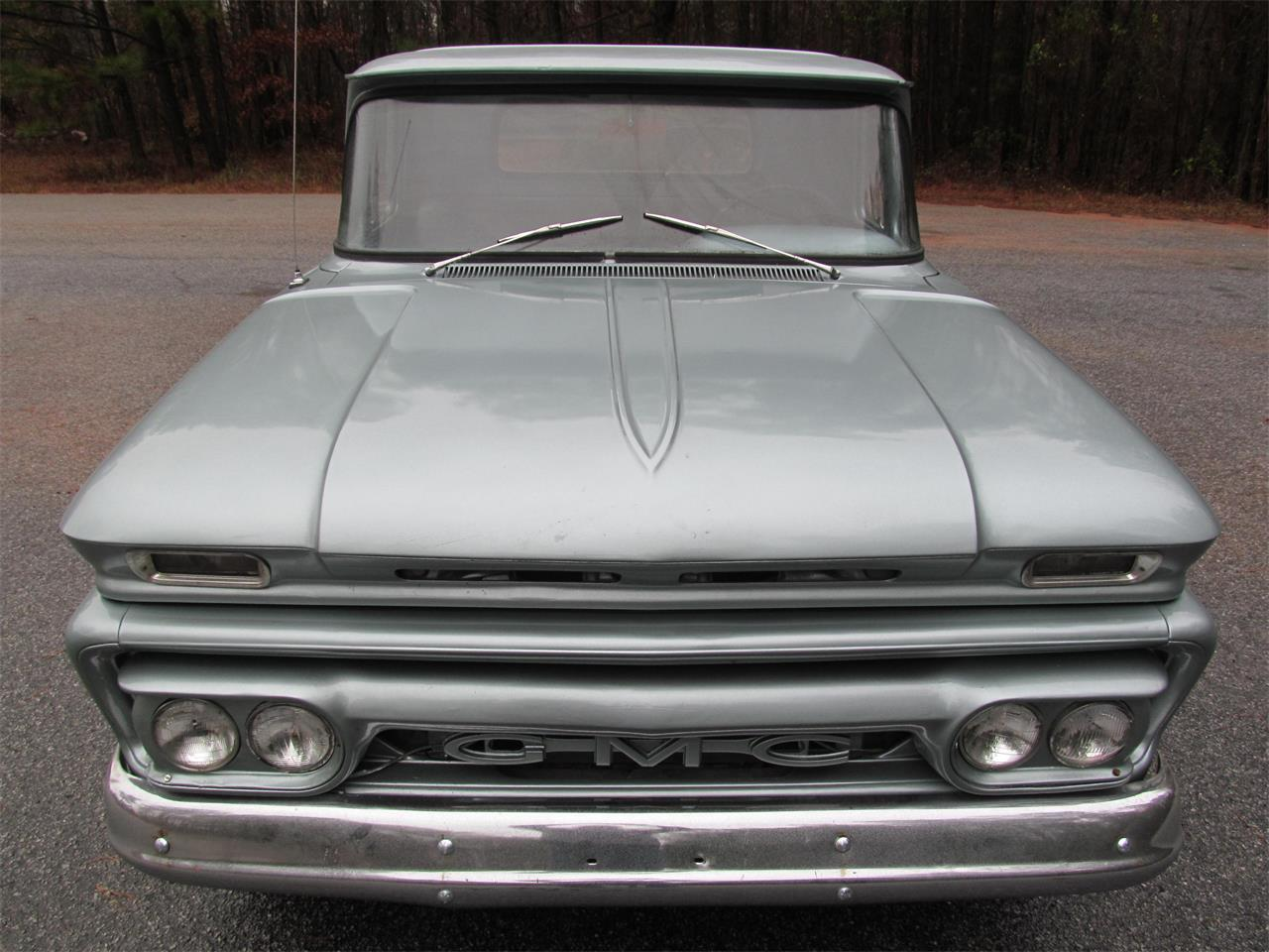 Large Picture of Classic '63 Chevrolet C10 Offered by Peachtree Classic Cars - MK17