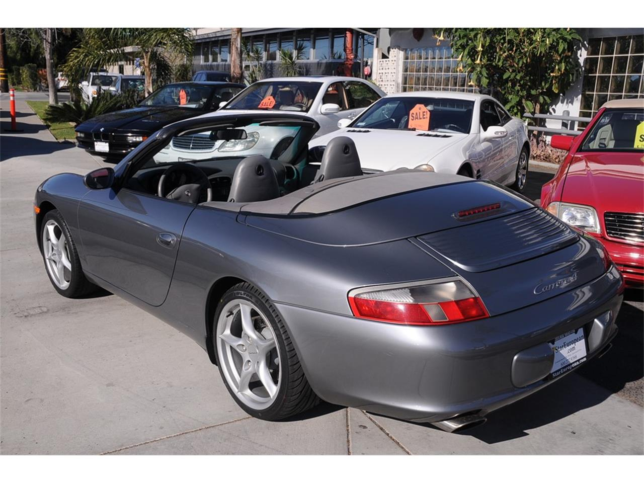 Large Picture Of 02 Porsche 911 Carrera 4 Cabriolet 21 990 00 Offered By Star European