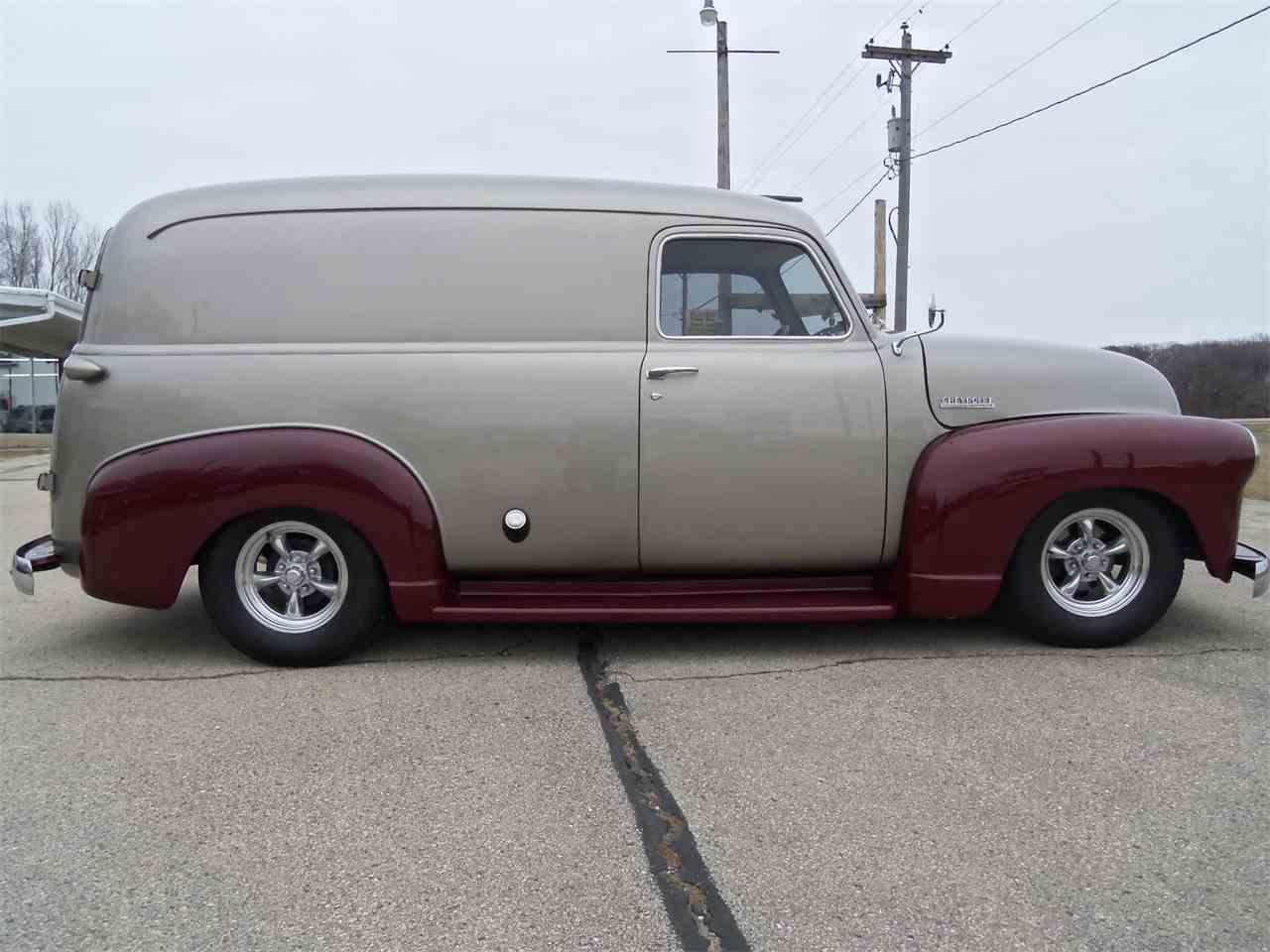 1948 Chevrolet Panel Truck For Sale Classiccars Com Cc