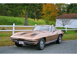 Picture of Classic '63 Chevrolet Corvette Offered by Coffee's Sports and Classics - MK1L