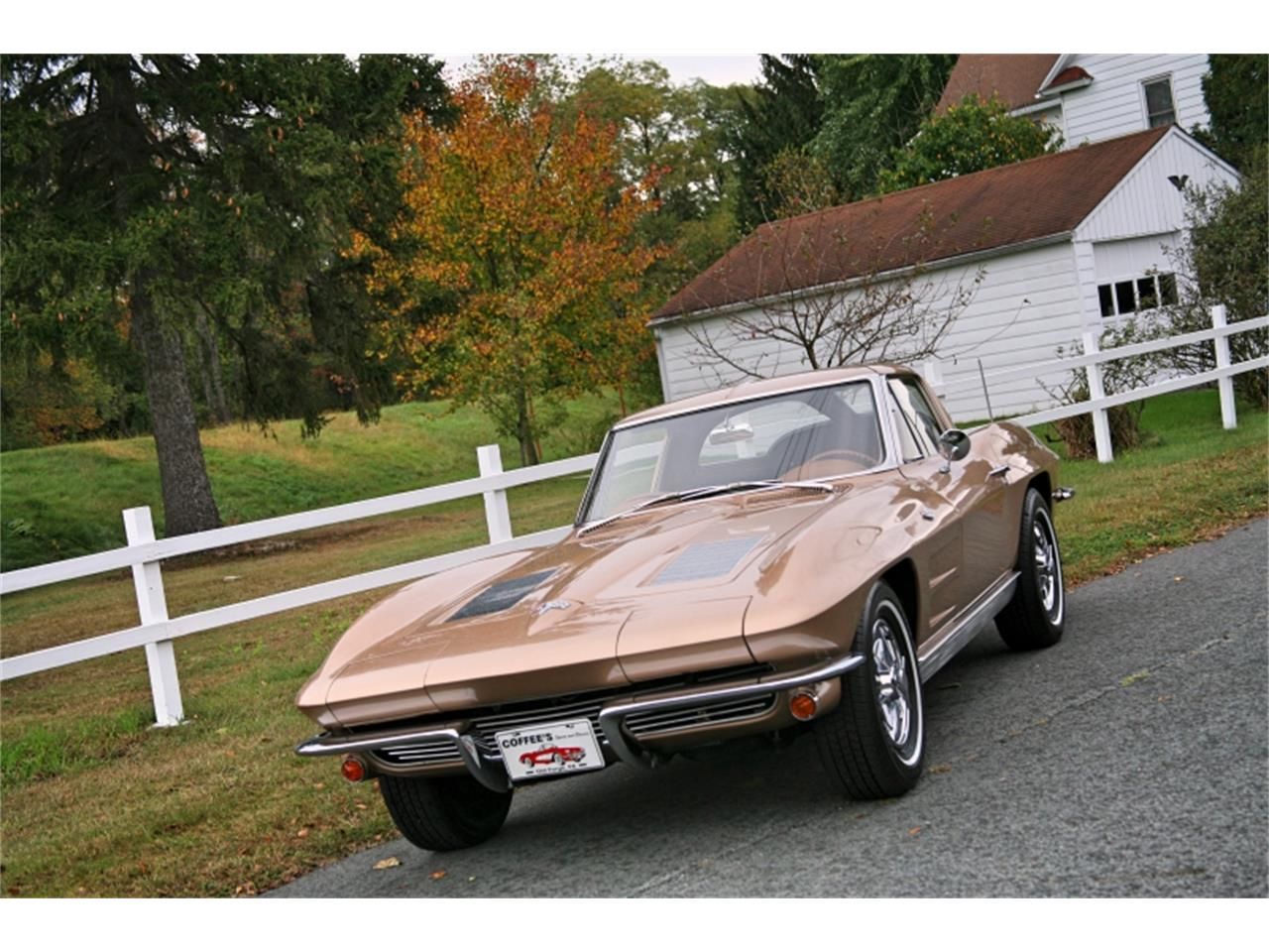 Large Picture of 1963 Chevrolet Corvette located in Old Forge Pennsylvania - $99,500.00 - MK1L