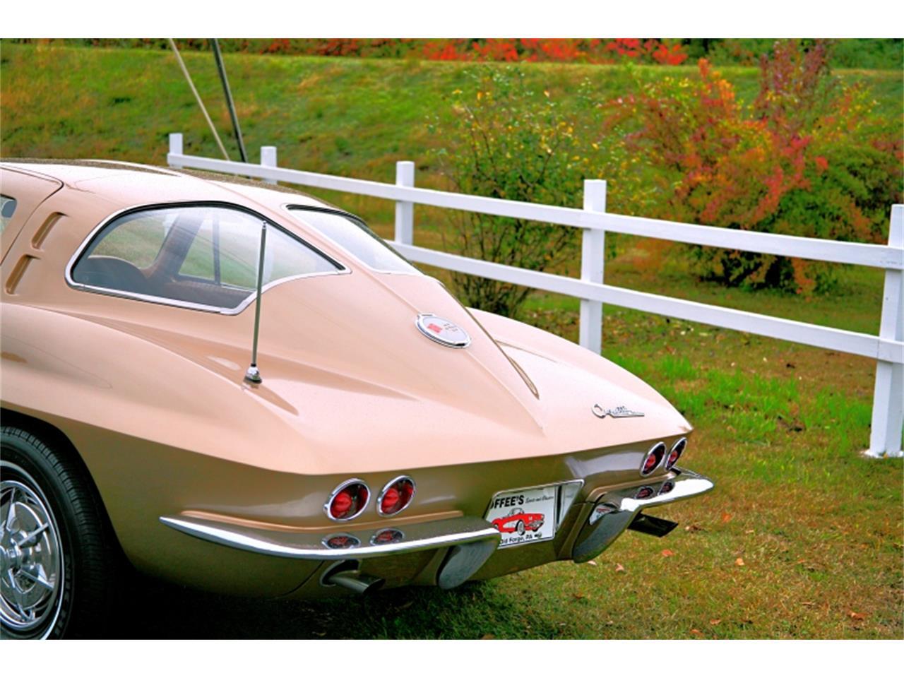 Large Picture of 1963 Chevrolet Corvette located in Pennsylvania - MK1L