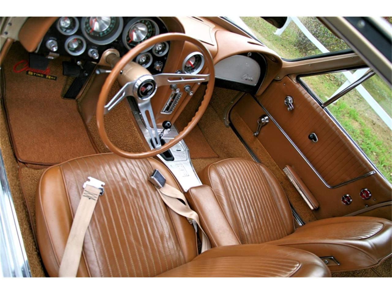 Large Picture of Classic '63 Corvette Offered by Coffee's Sports and Classics - MK1L