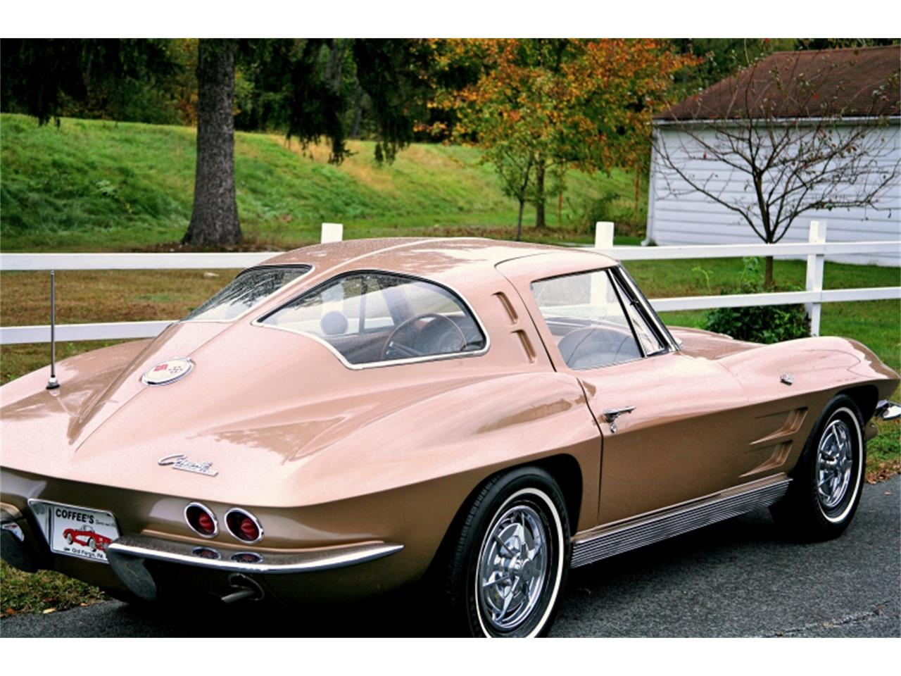 Large Picture of Classic '63 Corvette located in Pennsylvania - $99,500.00 Offered by Coffee's Sports and Classics - MK1L