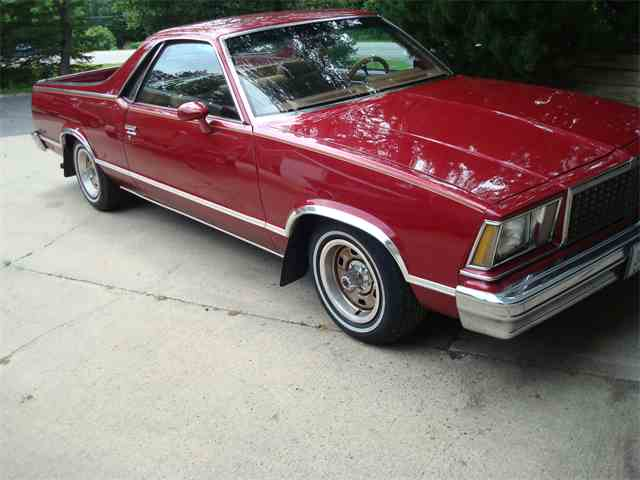 Picture of '79 El Camino - MK1M