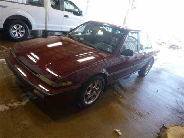 Picture of 1988 Honda Accord - $1,995.00 Offered by  - MK1Q