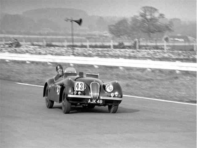 Picture of '51 XK120 - MIDE