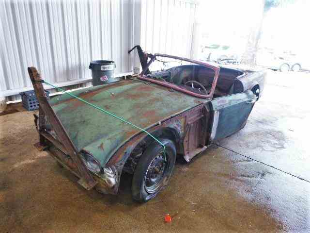 Picture of 1966 TR4 Offered by East Coast Auto Source - MK1Z
