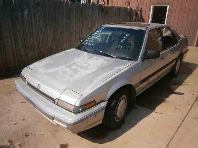 Picture of '88 Accord - MK2E