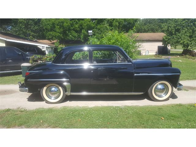 Picture of Classic '48 Plymouth Deluxe located in Chanute Kansas - $14,000.00 Offered by a Private Seller - MK2J