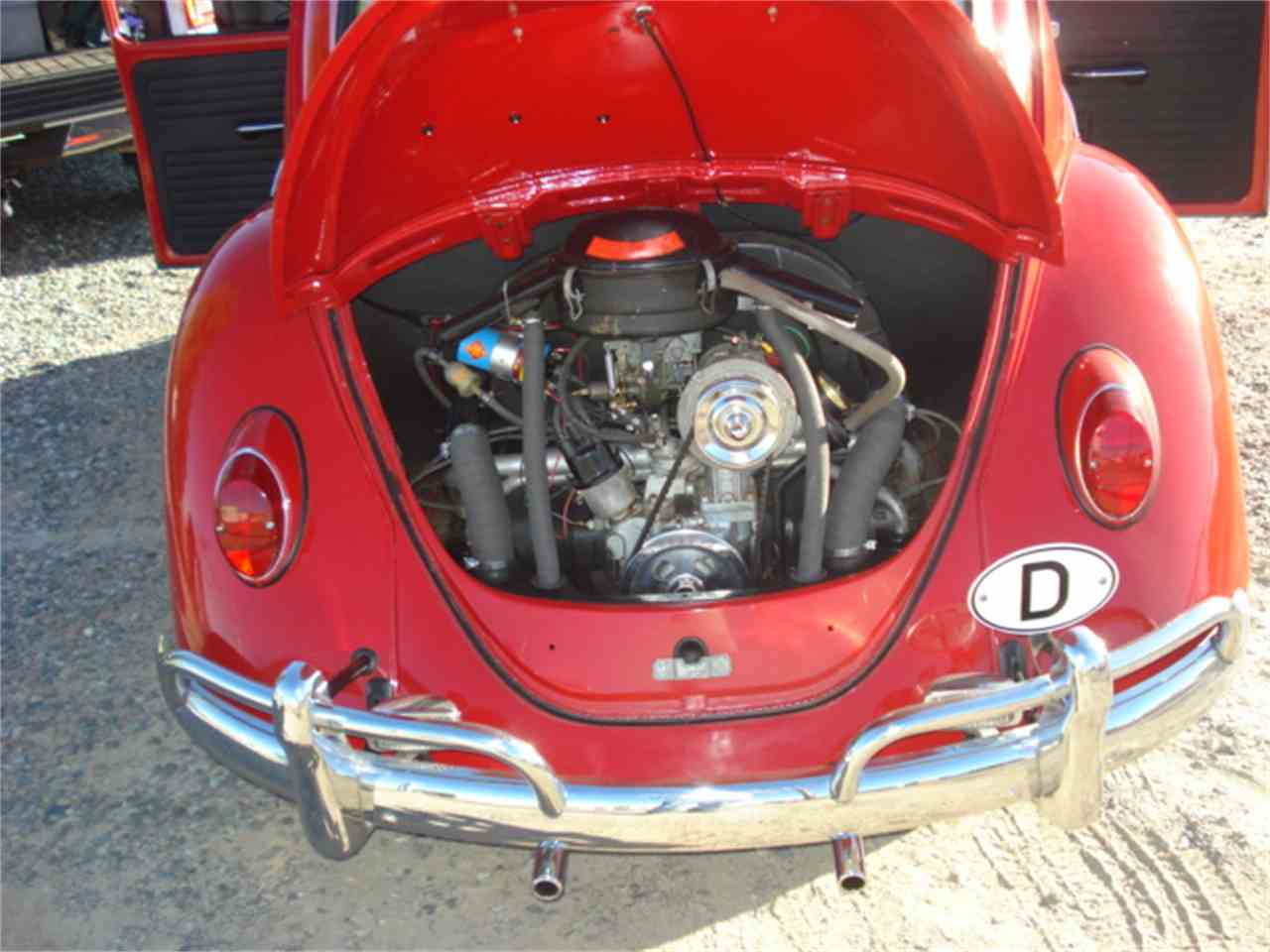 Large Picture of '67 Beetle - MK2K