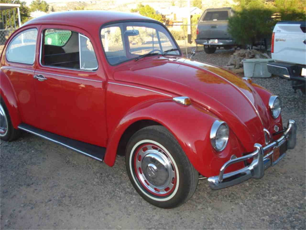 1967 Volkswagen Beetle for Sale | ClicCars.com | CC-1052444