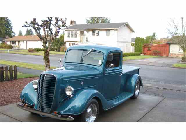 Picture of '37 Pickup - MK2M