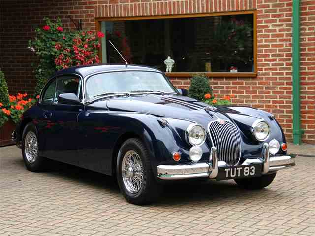 Picture of '59 XK150 - MIDK