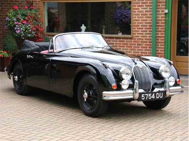 Picture of '60 XK150 - MIDL