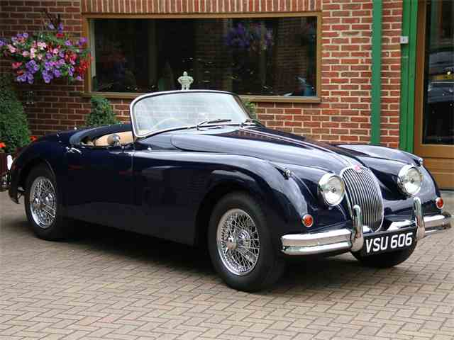 Picture of '58 XK150 - MIDM