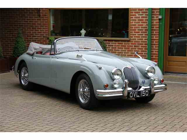 Picture of '60 XK150 - MIDN