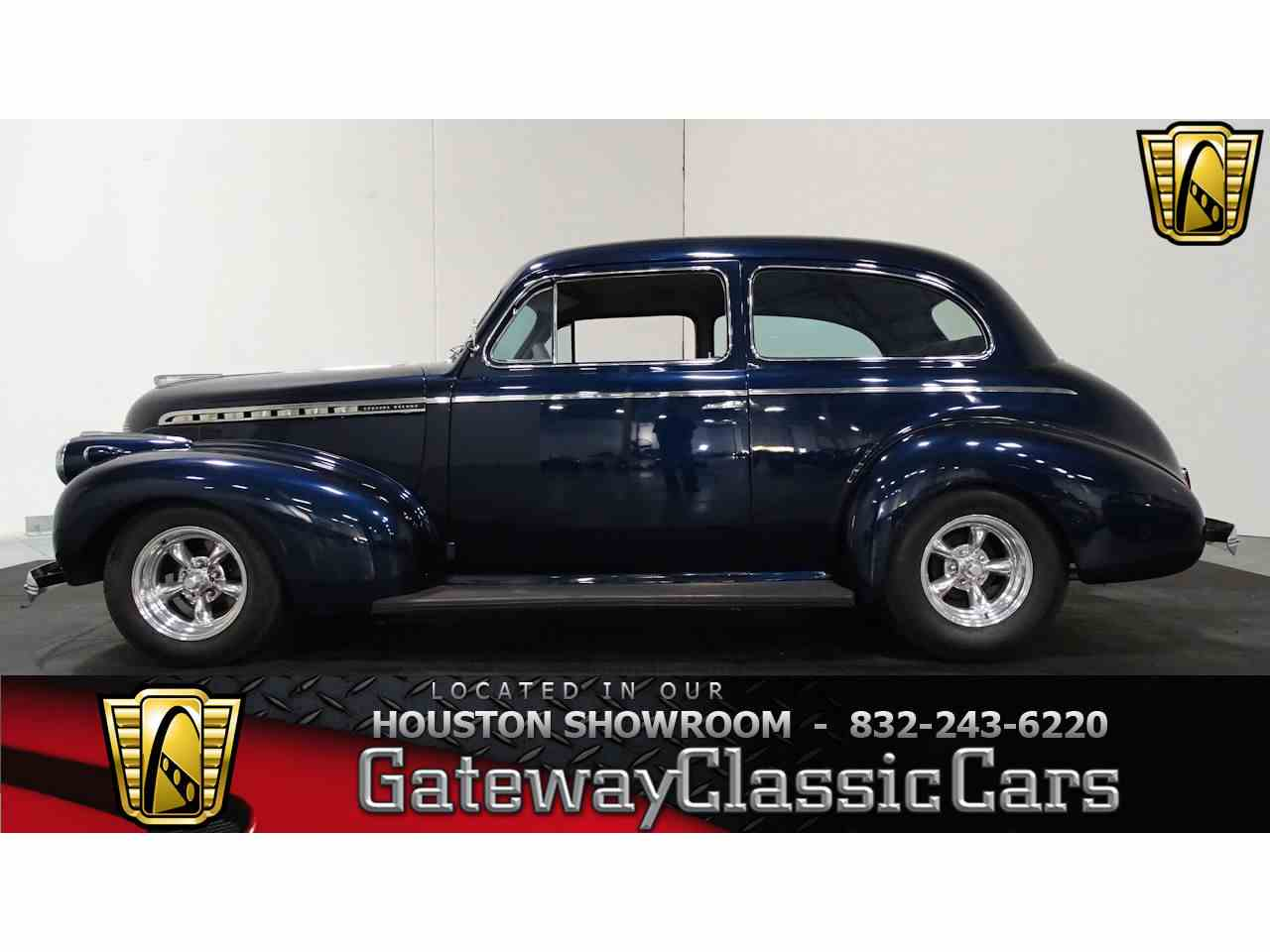 1940 Chevrolet Special Deluxe for Sale | ClassicCars.com | CC-1052545
