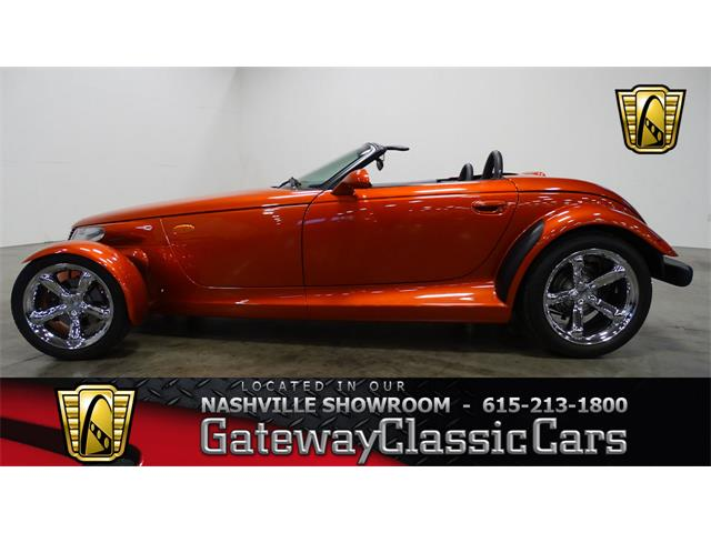 Picture of 2001 Chrysler Prowler located in La Vergne Tennessee - MK5W