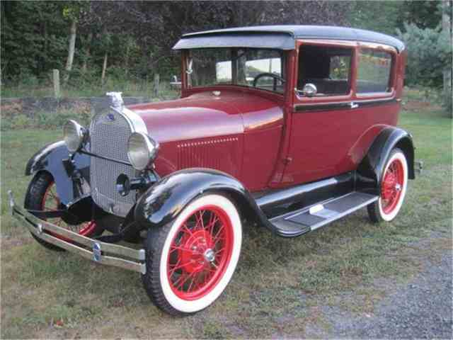 Picture of '29 Model A - MIDV