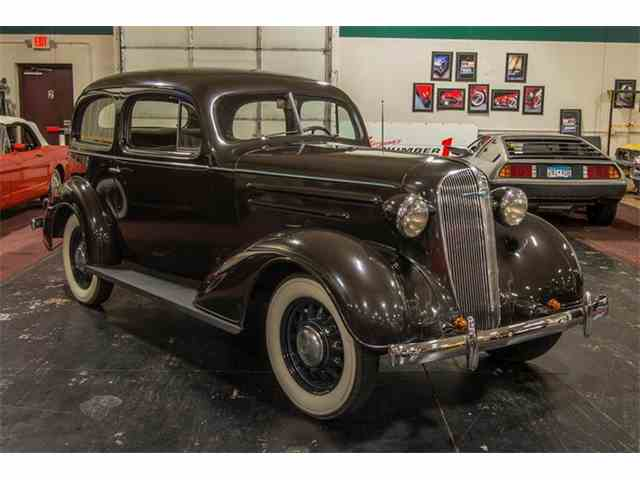 Picture of '36 Deluxe - MK81