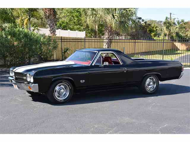 Picture of '70 El Camino - MK88